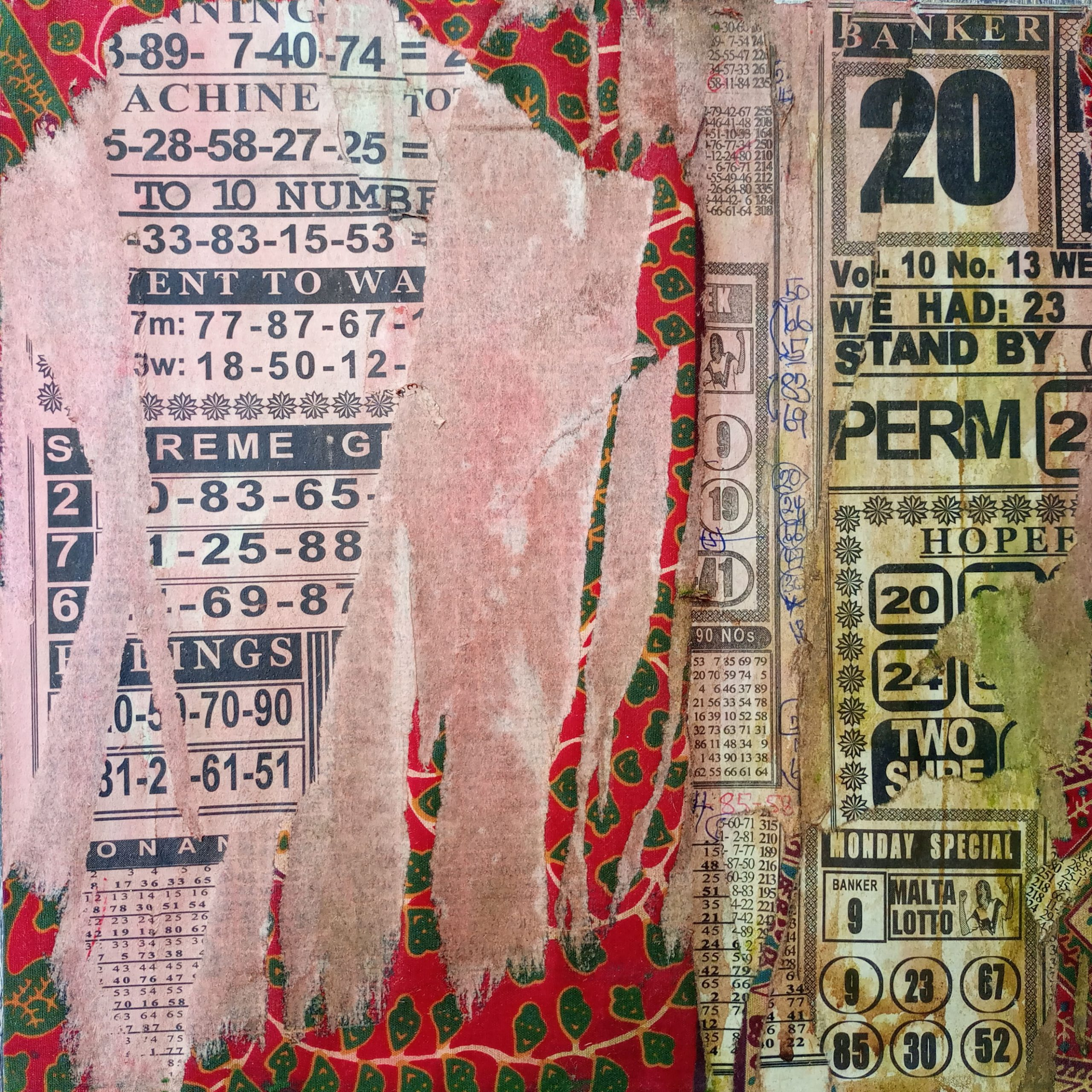 Untitled, July 2021, 12inches x 12inches