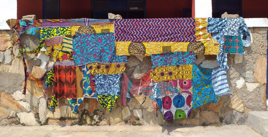 Wobole Kutuu Wokpe 1, 2018, 140inches x 60inches